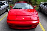 Lotus Esprit Front View
